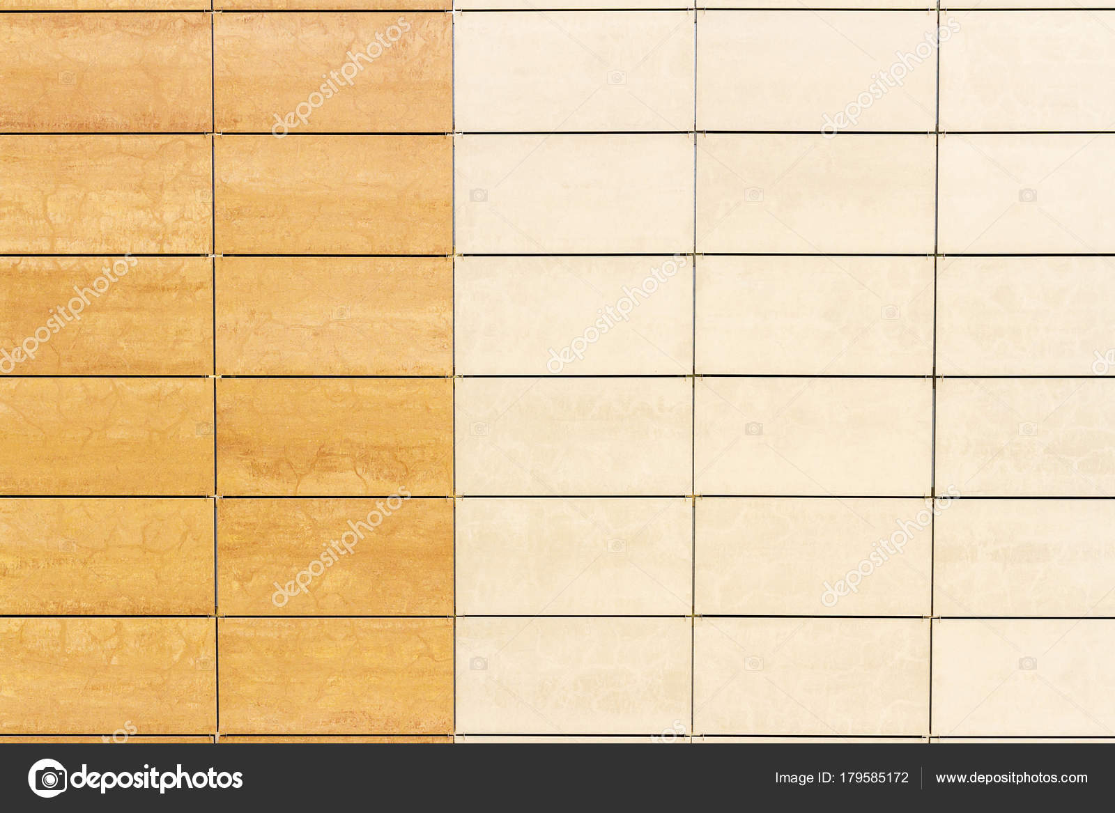 Nuove sovrapposizioni di colori texture e materiali
