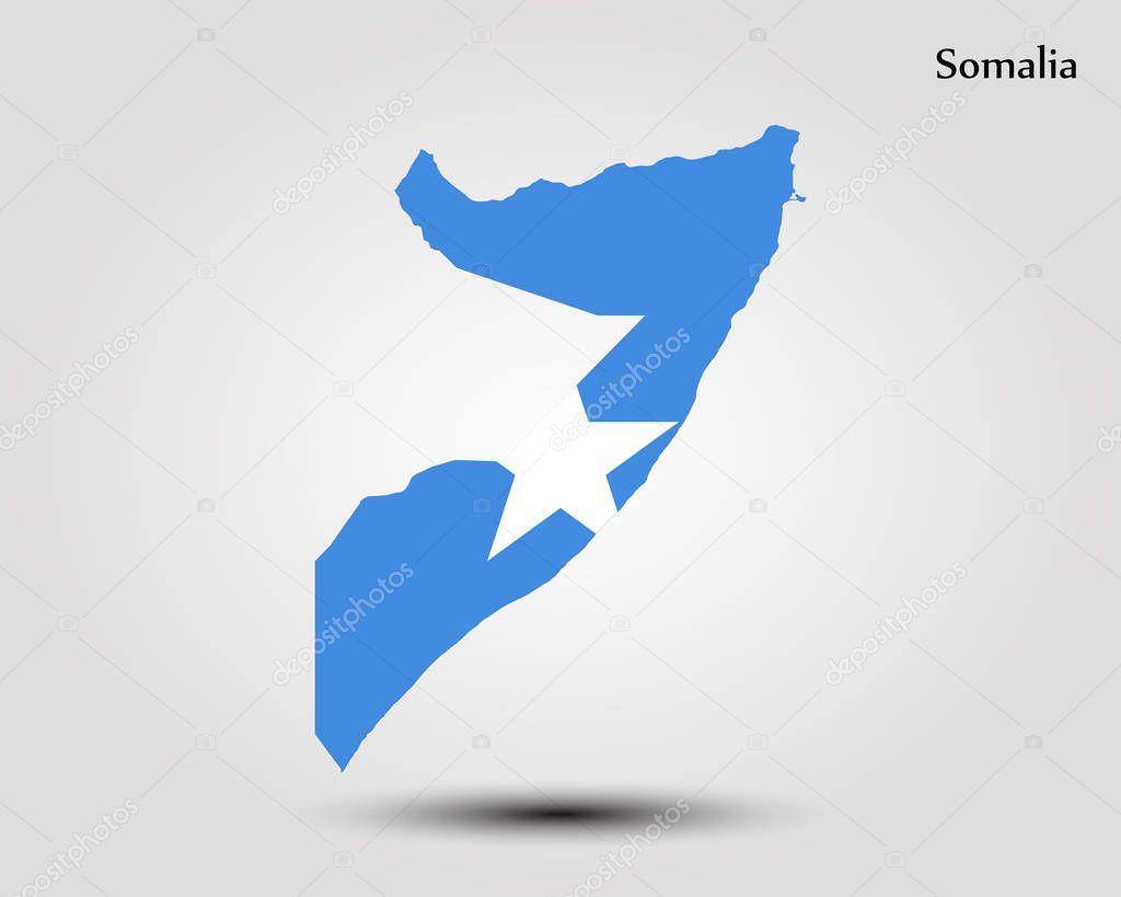Map Of Somalia Vector Illustration World Map Premium Vector In Adobe Illustrator Ai Ai Format Encapsulated Postscript Eps Eps Format