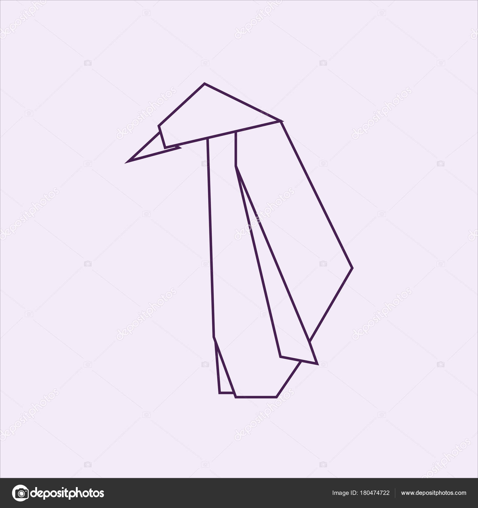 How to make a Penguin out of Paper: Easy Origami Penguin Instructions | 1700x1600