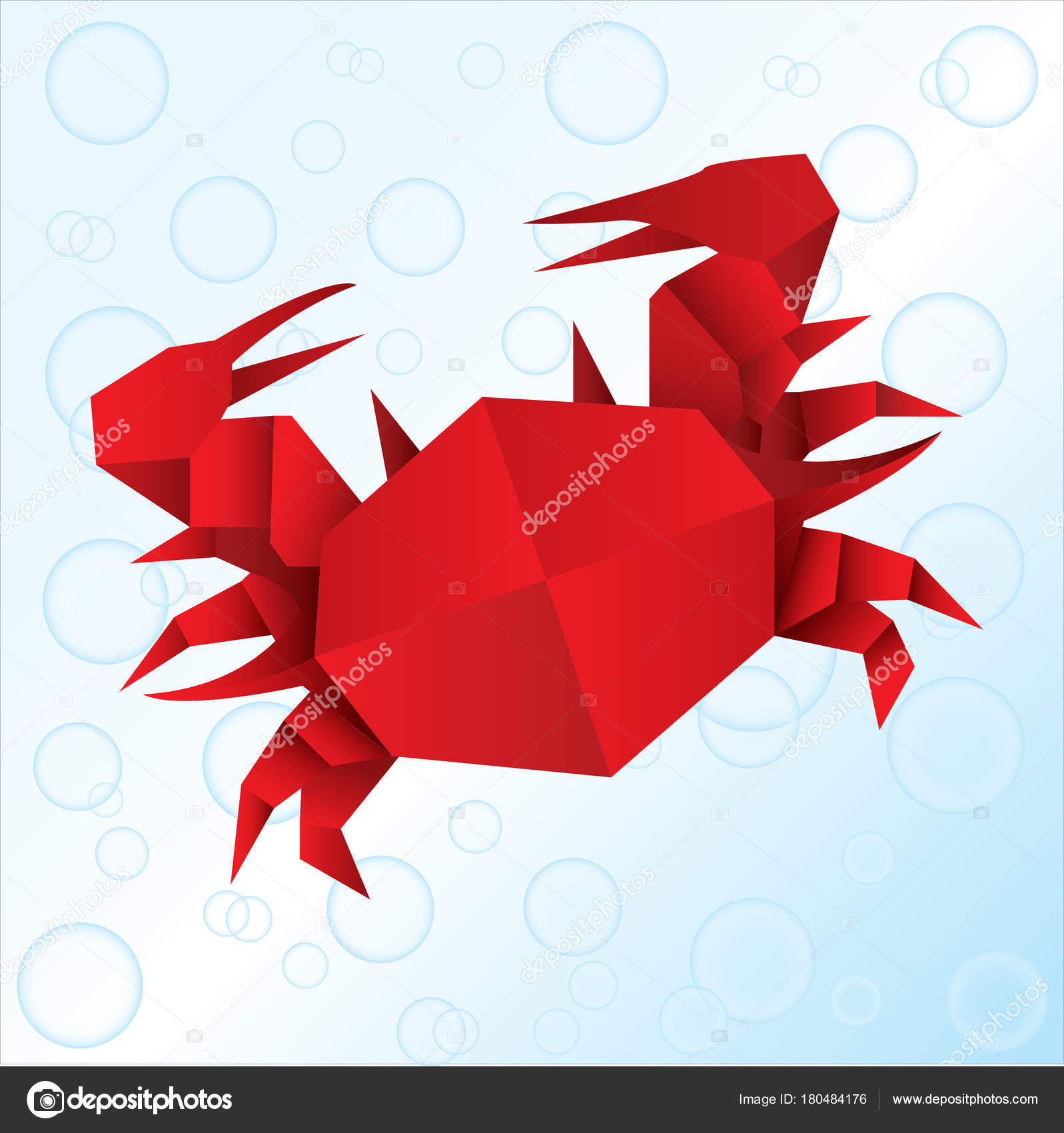 How to Fold an Easy Origami Crab - With Diagrams | 1700x1597