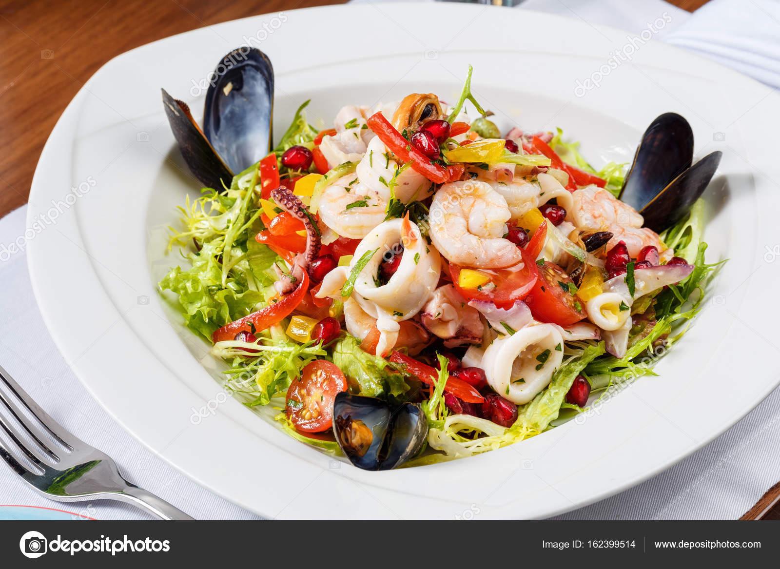 Salata deniz ahtapot 00490bef75