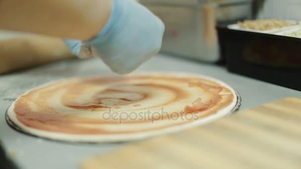 Szakács Baker szakács Pizza