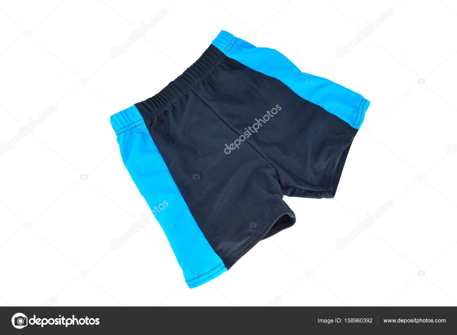 Pantaloncini Da Bagno Ragazzo : Costume da bagno per ragazzo isolato u foto stock jaral