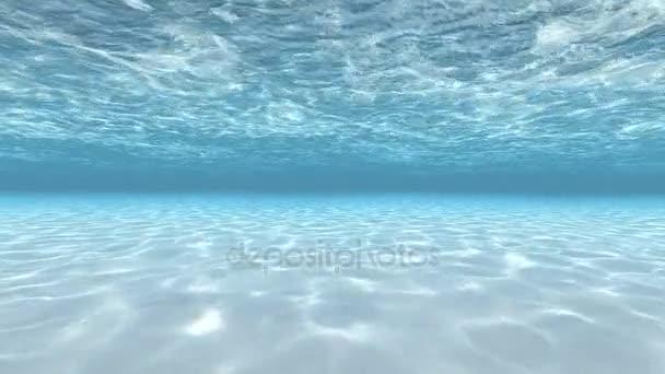 potápění pod vodou