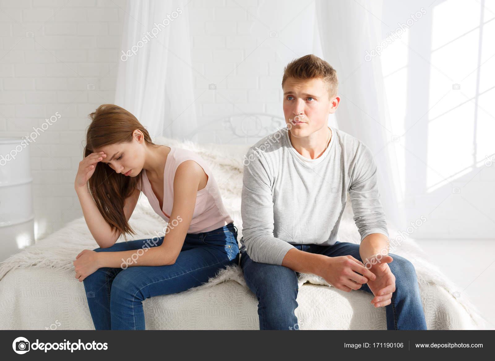 Как сделать ссору с девушкой