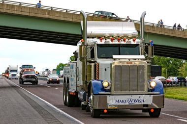 Mothers Day Truck Convoy in Lancaster Pennsylvania