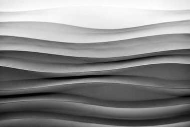 Waves lines abstract pattern