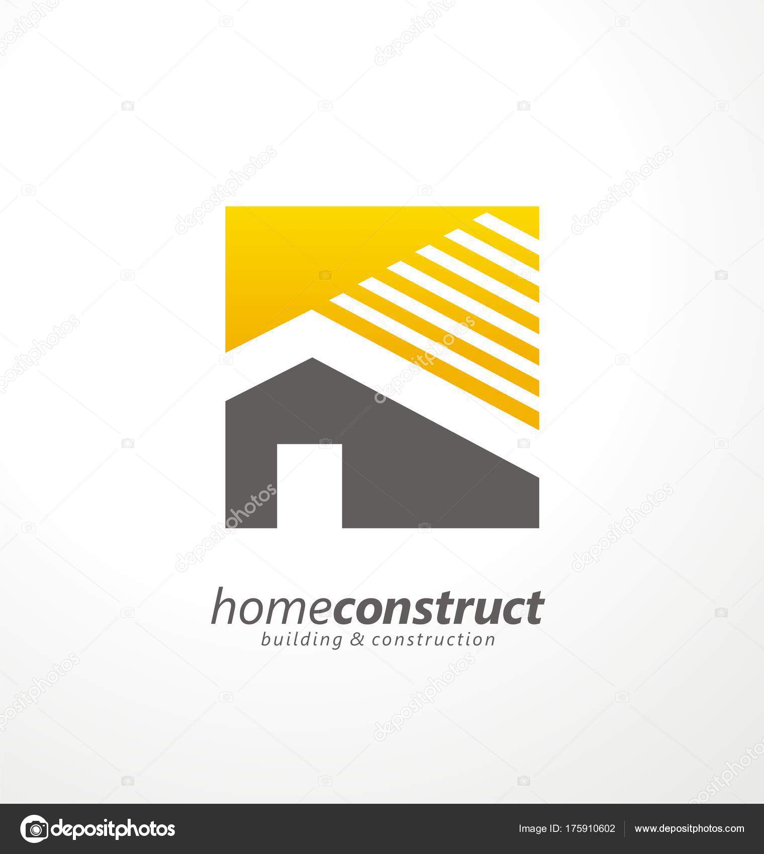 Home construction vector logo design logo symbol icon real estates home construction vector logo design logo symbol icon real estates stock vector biocorpaavc Image collections