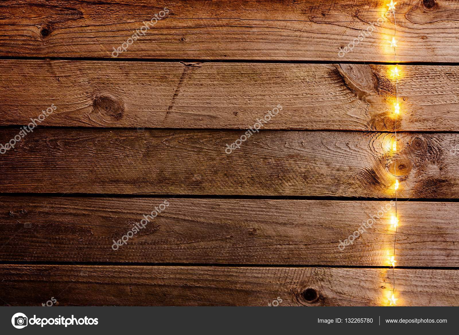 old wooden rustic christmas background stock photo - Rustic Christmas Background