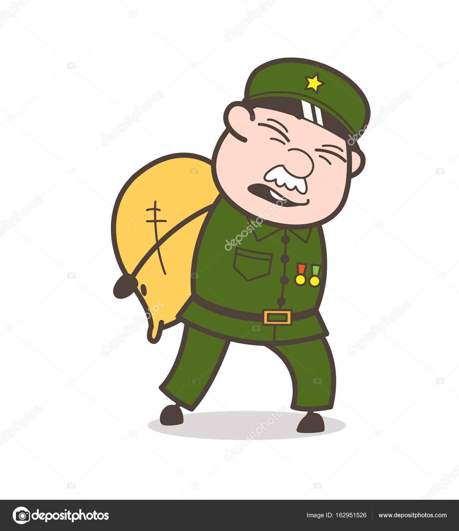 Dibujos La Responsabilidad Animados Dibujos Animados Sargento