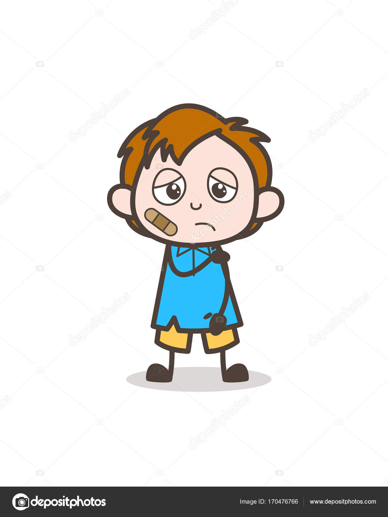 Clipart: clip art small group   A Small Group of Kids Marching While  Carrying a Banner — Stock Photo © jamesstar #117557892