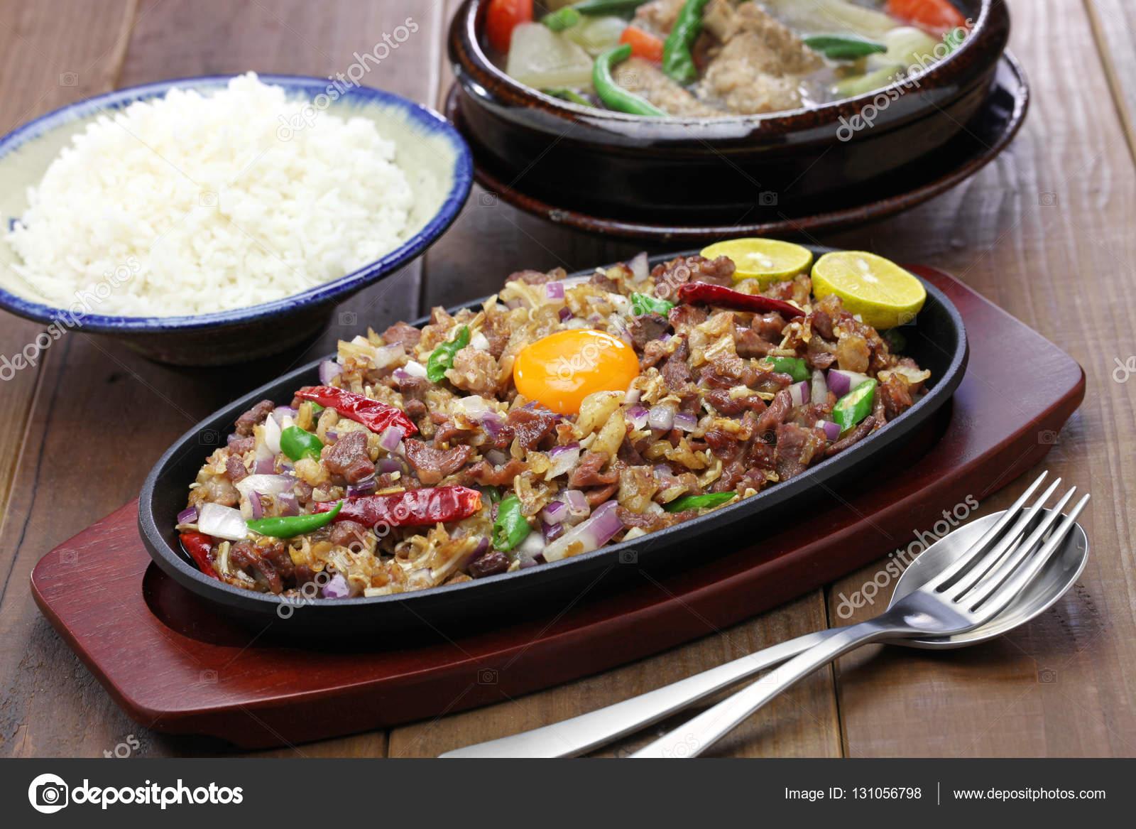 Philippinische Küche | Carson Und Sinigang Philippinische Kuche Stockfoto C Asimojet