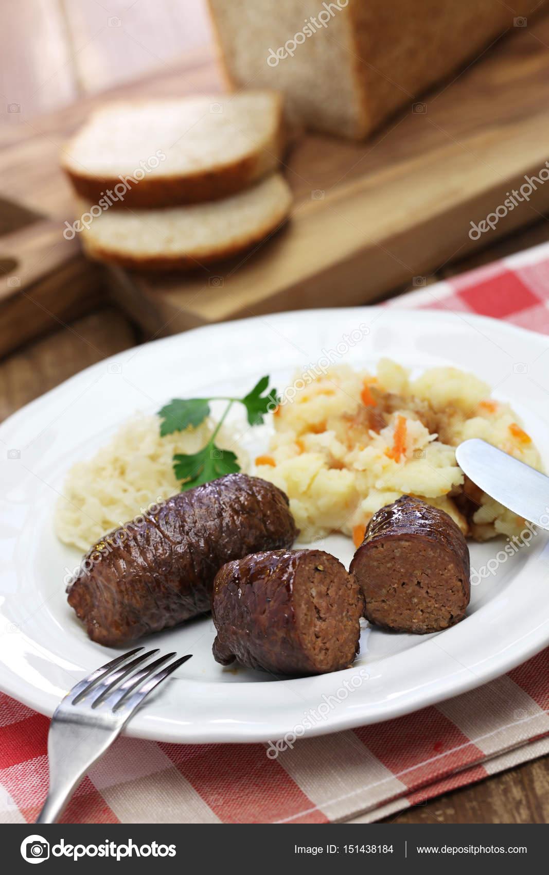 Rotolo Di Manzo Fatti In Casa Rundervink Cucina Olandese Foto