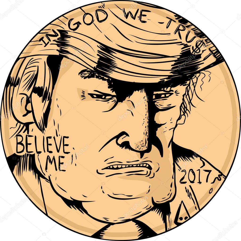 Donald J. Trump on Penny
