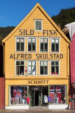Sild-Fisk Shop in Bryggen