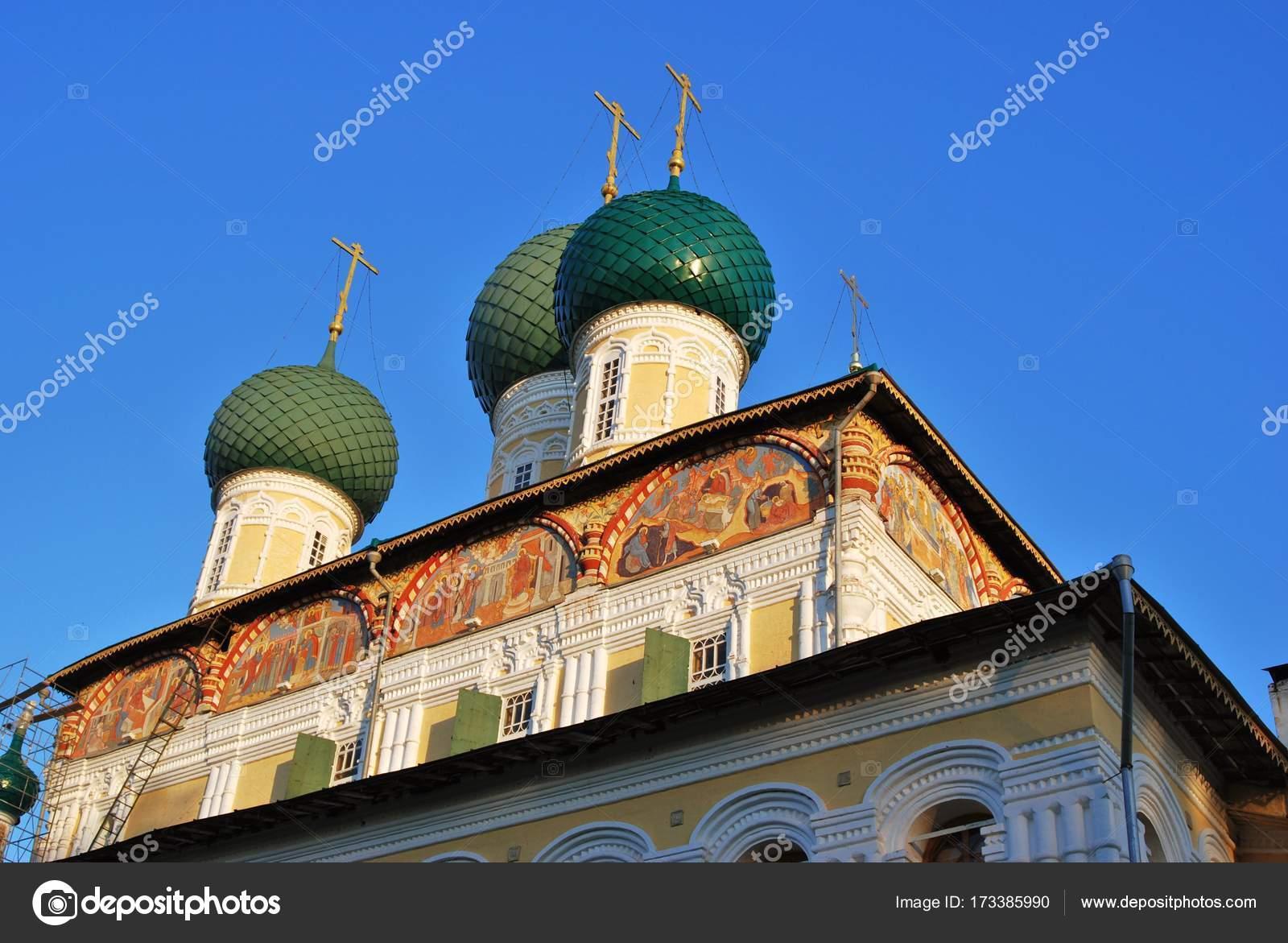 Resurrection Cathedral Tutaev: photos, address and history 29