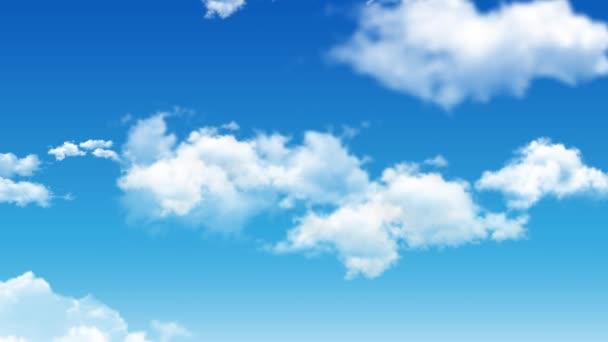 Felhő és ég élénkíti hátteret.Repülő keresztül bemutató koncepció.