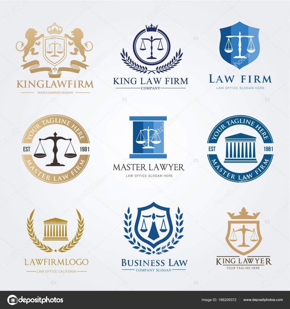 Lawyer logo | Law firm logo icon vector design  Lawyer logo