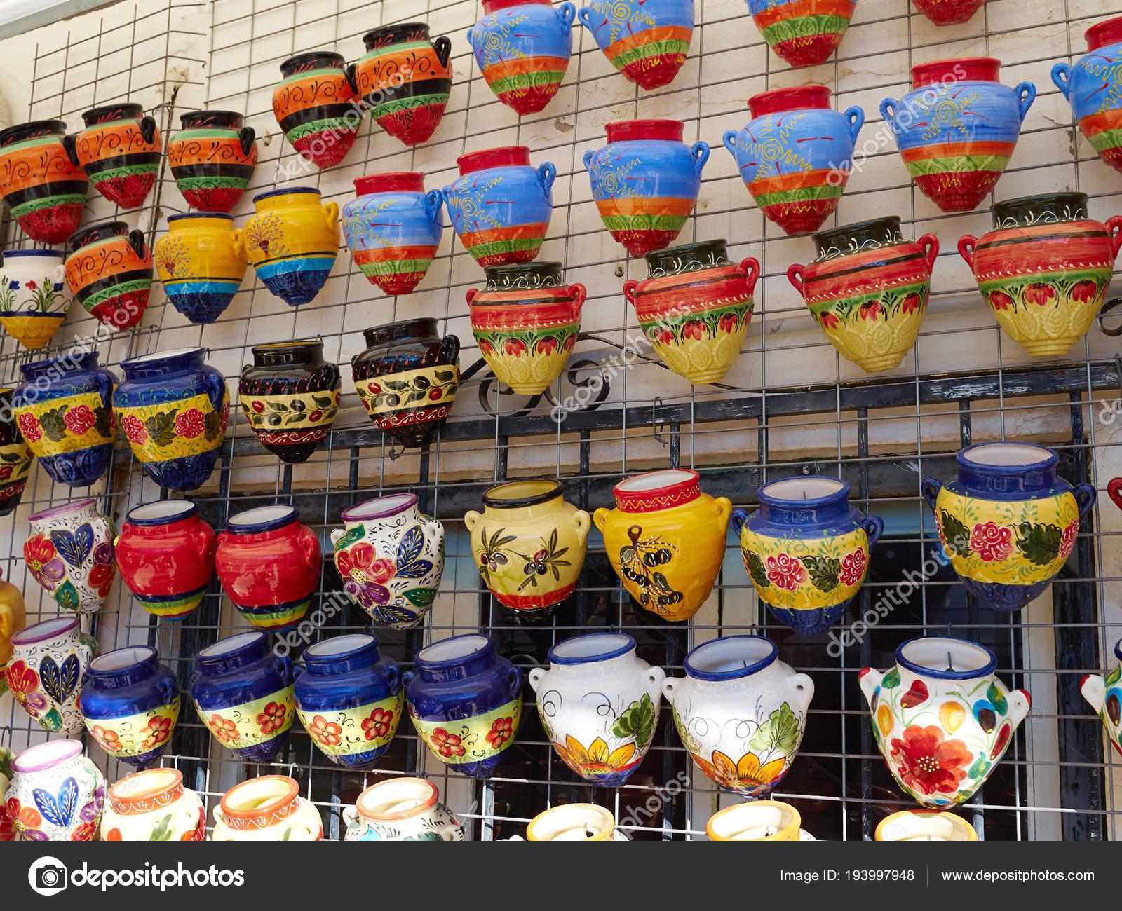 Vasta scelta di vasi di ceramica fatti a mano, fioriere e vasi Spai ...
