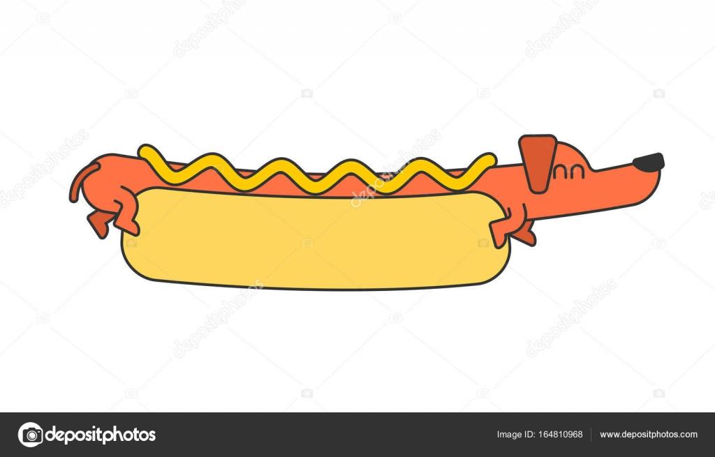 Hot Dog Bun Size