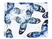 akvarell háttér pillangók