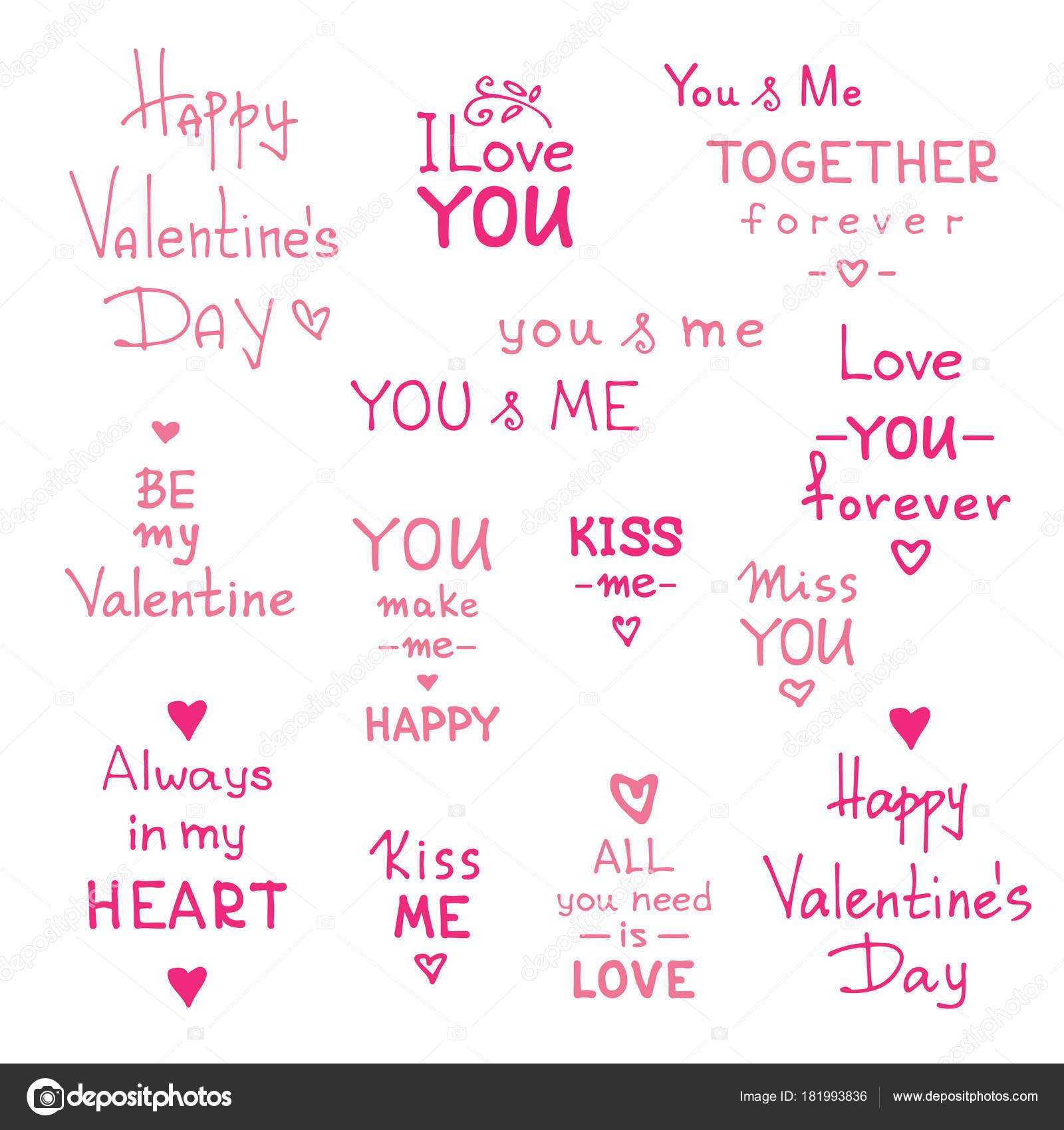 Happy San Valentines Day Frases Frases Del Día De San