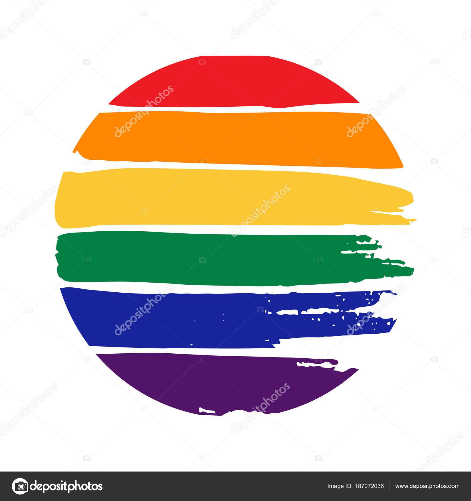 rainbow frame-01 — Stock Vector © tokhiti #187072036