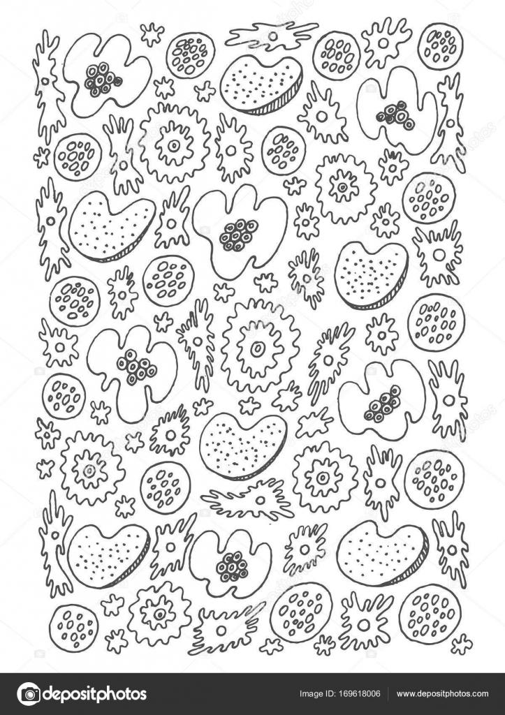 Pagina da colorare con il reticolo di muschio vettoriali - Lederhosen pagina da colorare ...