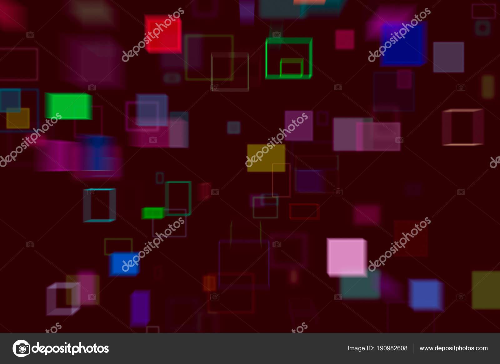 Abstrait Forme Conception Générative Art Motif Photographie