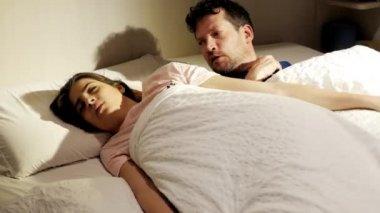 Секс в постели без одияла