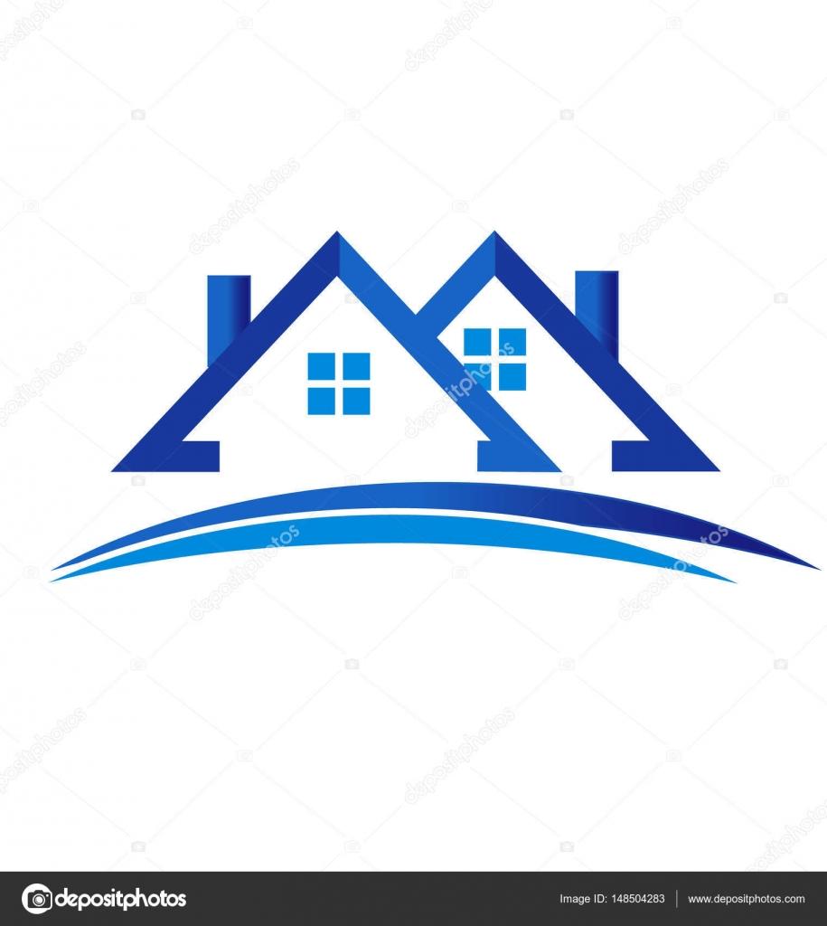 houses real estate logo stock vector glopphy 148504283 rh depositphotos com realtor vector logo mls realtor logo vector art