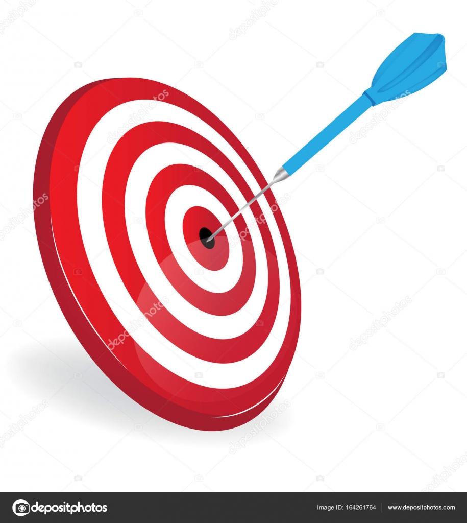 target dart logo stock vector glopphy 164261764 rh depositphotos com only at target logo vector target logo vector free download