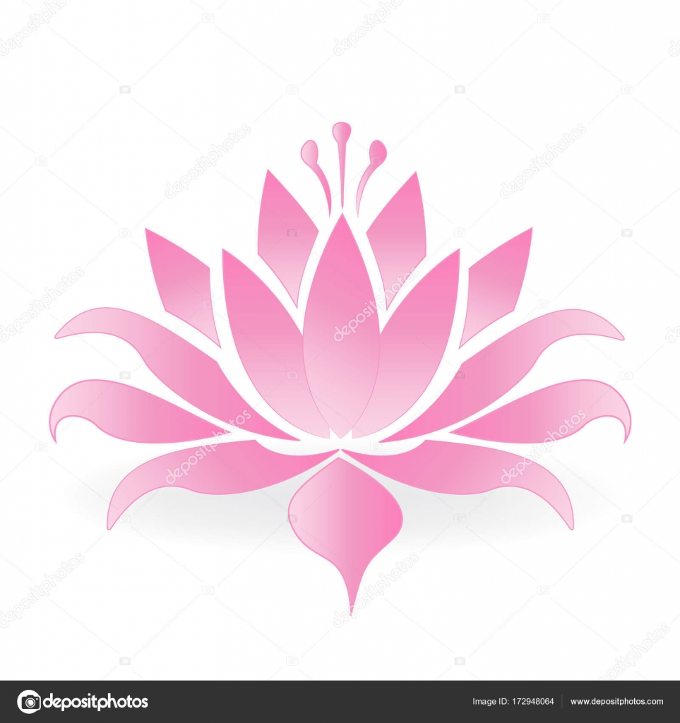Lotus flower logo stock vector glopphy 172948064 lotus flower logo stock vector mightylinksfo