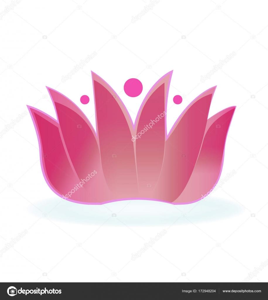 Lotus flower logo stock vector glopphy 172948204 lotus flower logo stock vector izmirmasajfo