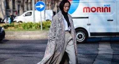 Milano Fashion Week Streetstyle 21 Febbraio 2019