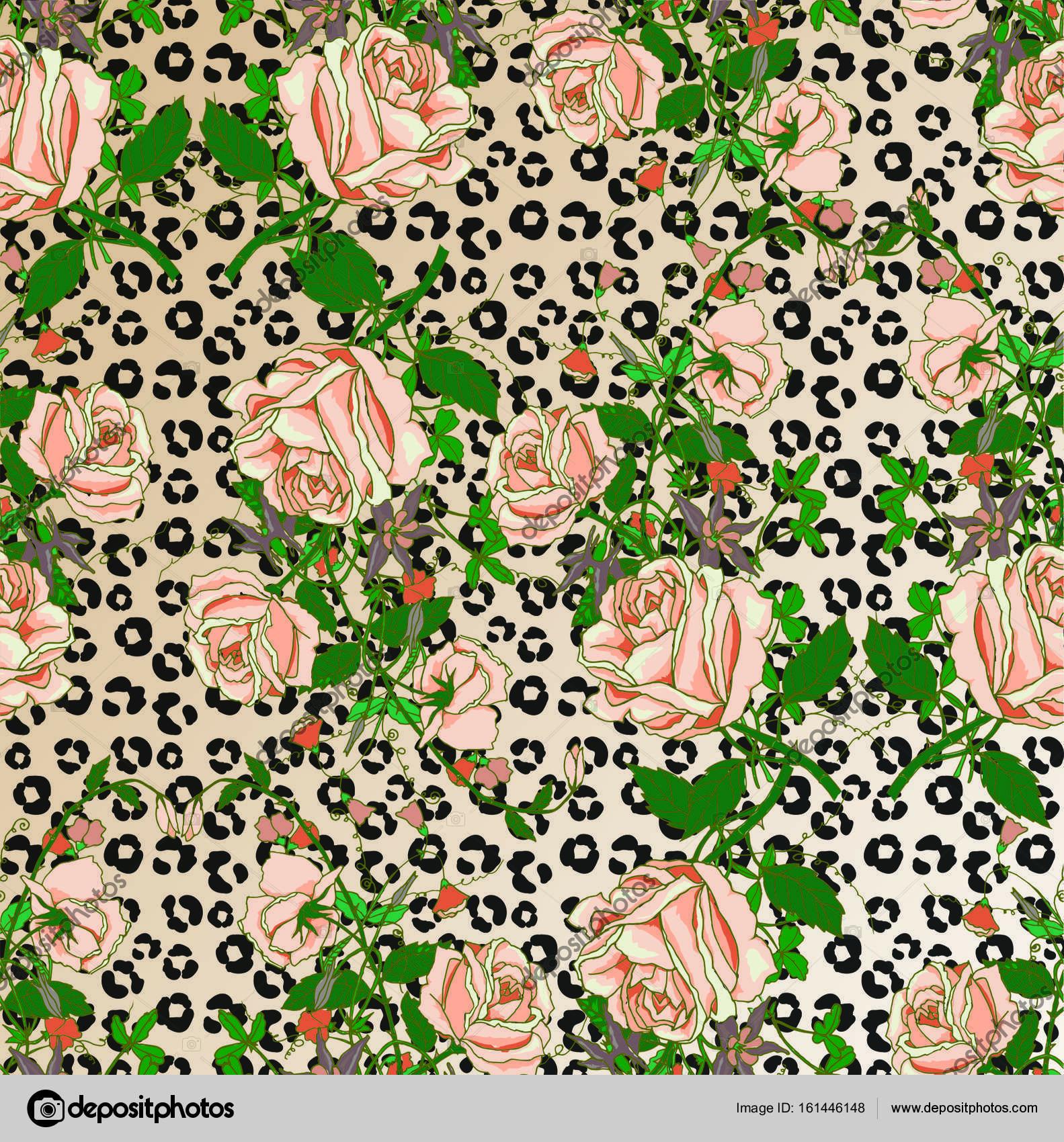 Tiere gemischt Hintergrund für Hintergrund und Tapete Leopard p ...