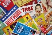 Nevyžádaná pošta letáky a Marketing