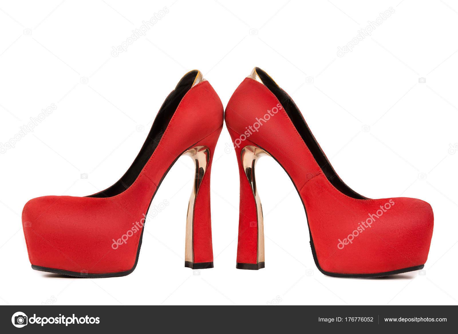 Chaussure Femme Fond Rouge Blanc Sur rdhCtsoBQx
