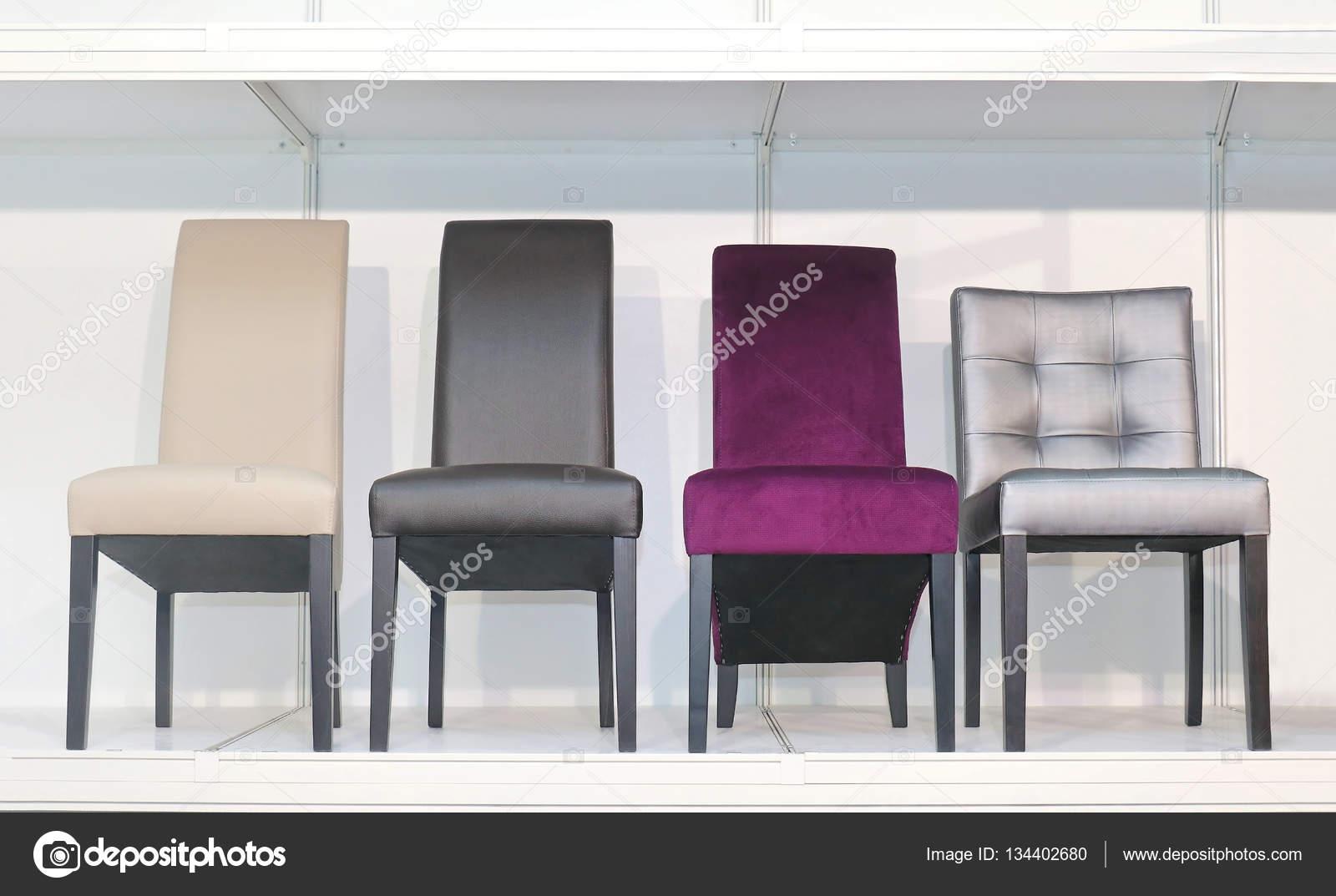 Verführerisch Bunte Stühle Das Beste Von Moderne Stühle — Stockfoto