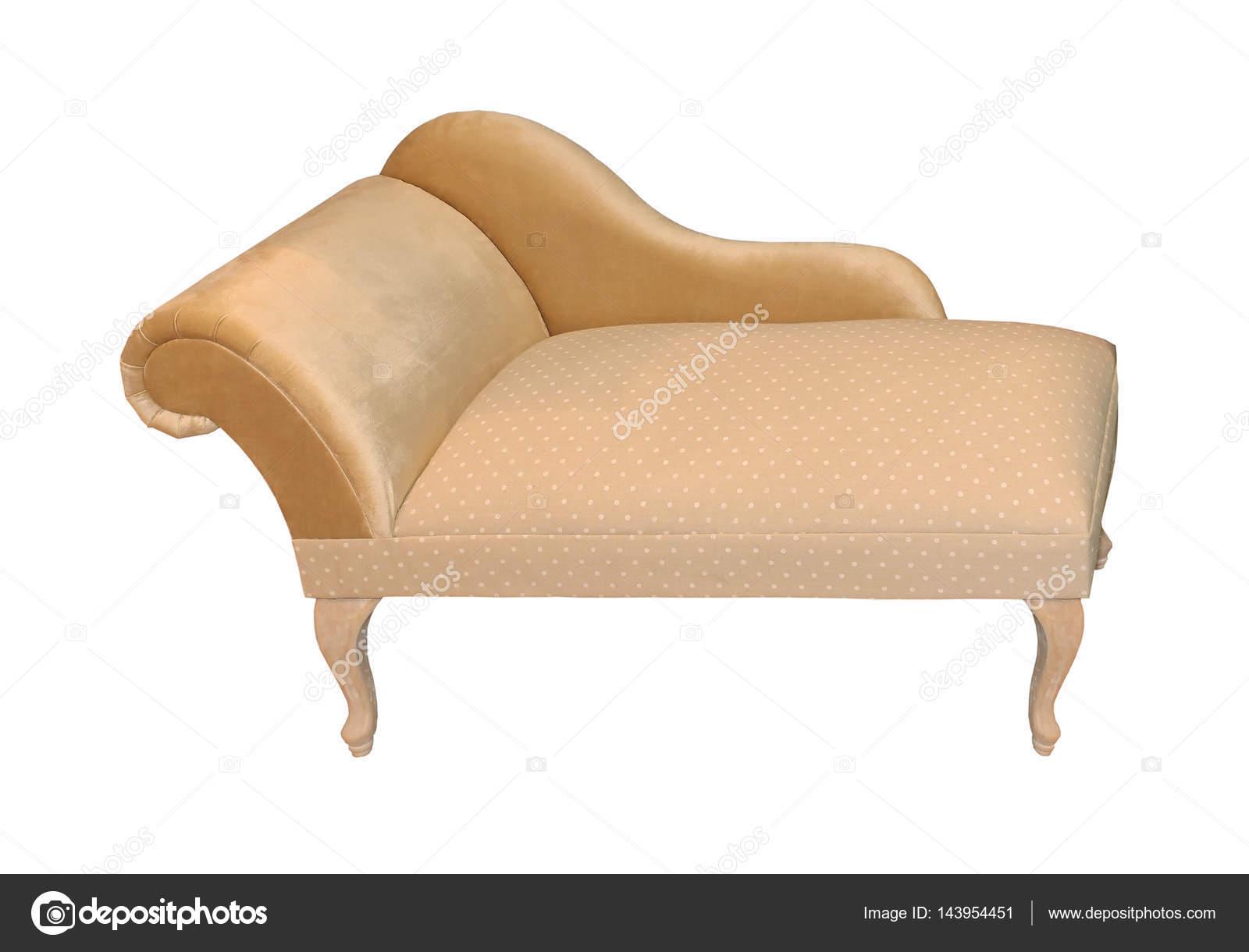 Retro chaise longue — Stock Photo © ttatty #143954451 on chaise furniture, chaise sofa sleeper, chaise recliner chair,