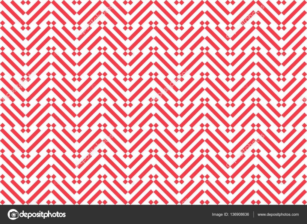 Abstrait Sans Motif D Ornement De Zigzag Classique Modele De