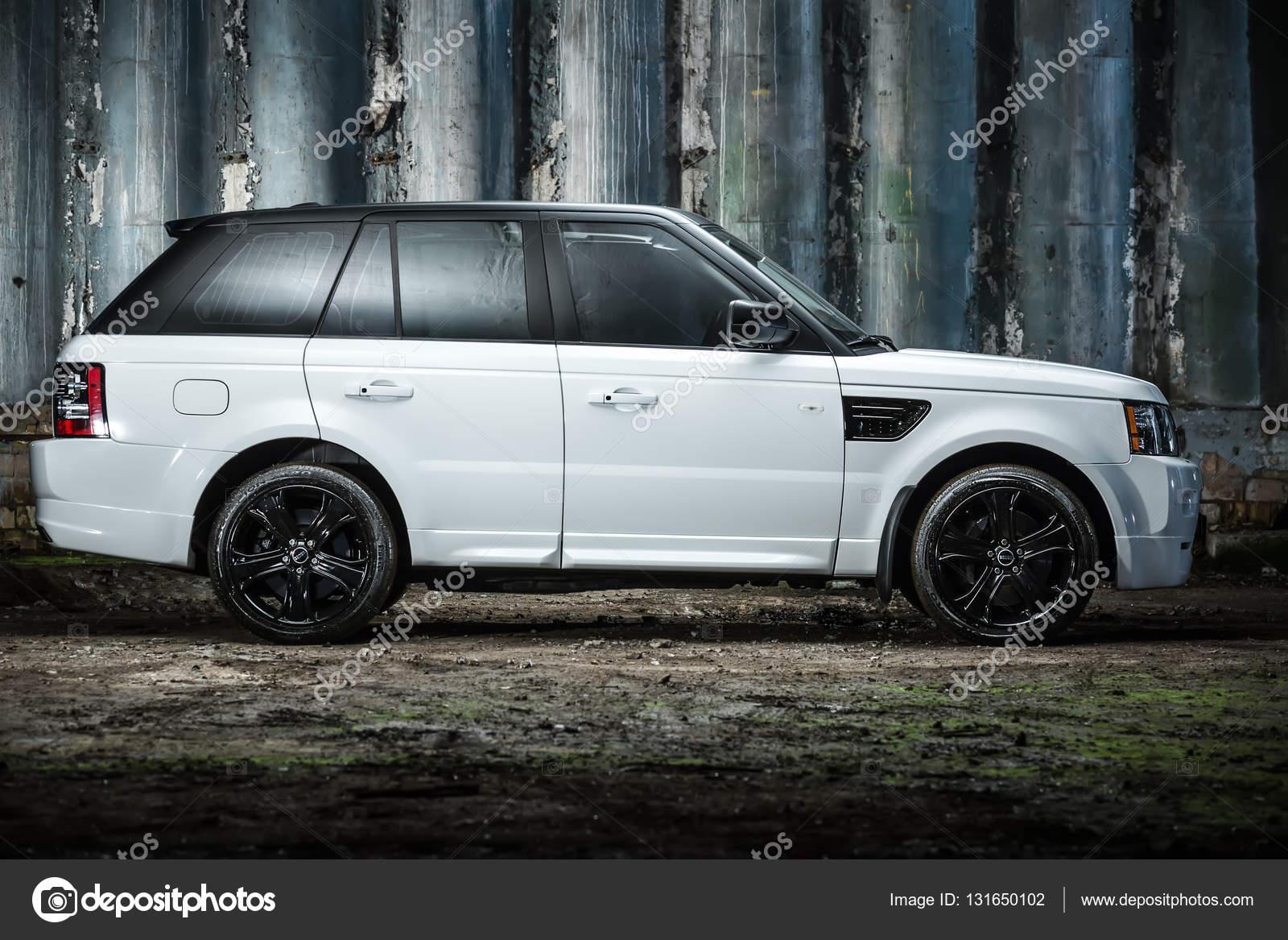 Range Rover Sport Tuning Stock Editorial Photo Bezikus - Range rover stock