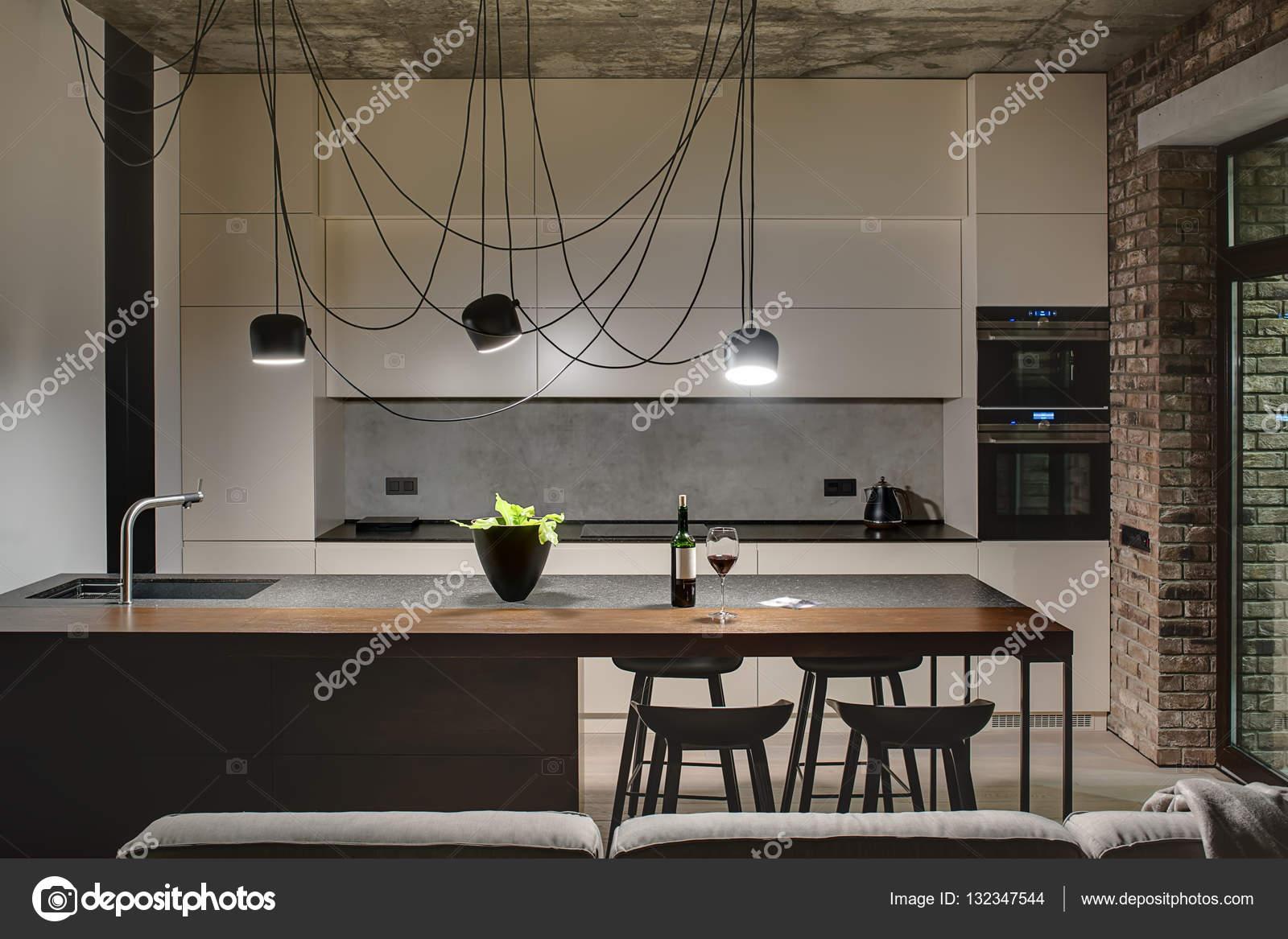 Kuchnia w stylu loft zdj cie stockowe bezikus 132347544 for W loft