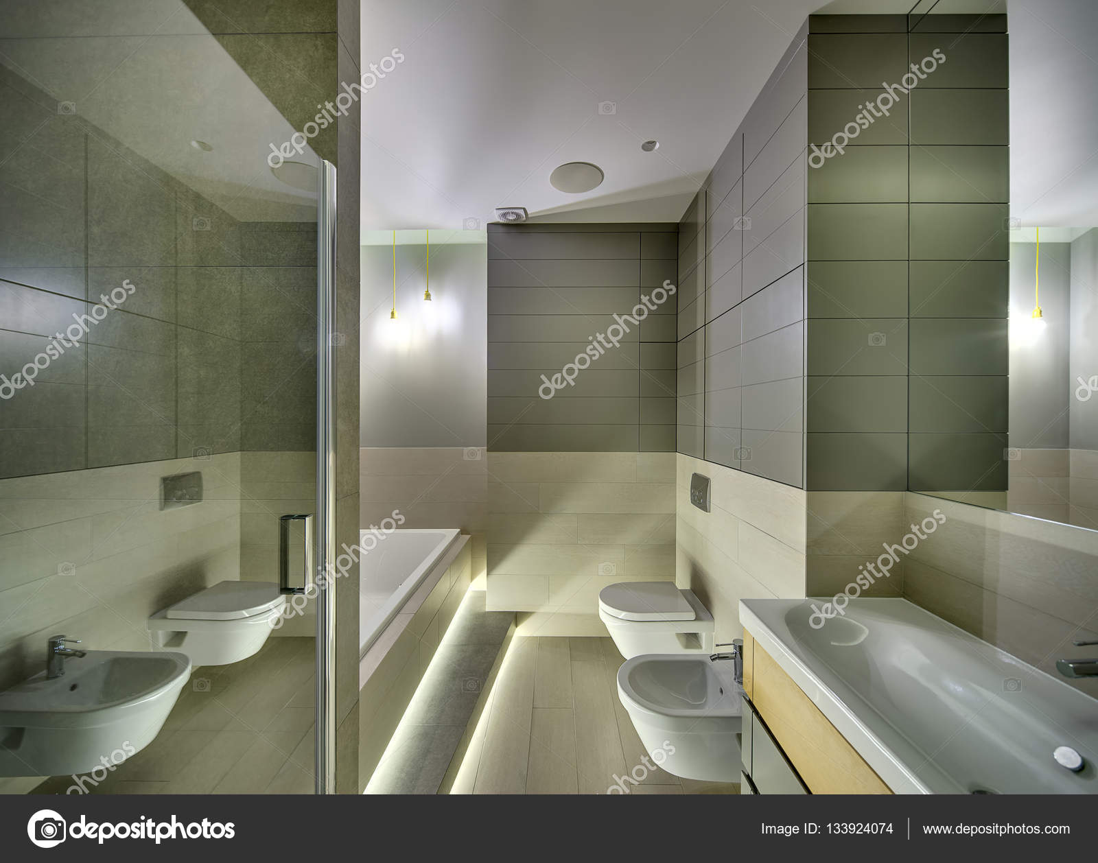 Jugendstil-Bad — Stockfoto © bezikus #133924074