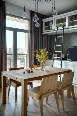Modern style kitchen