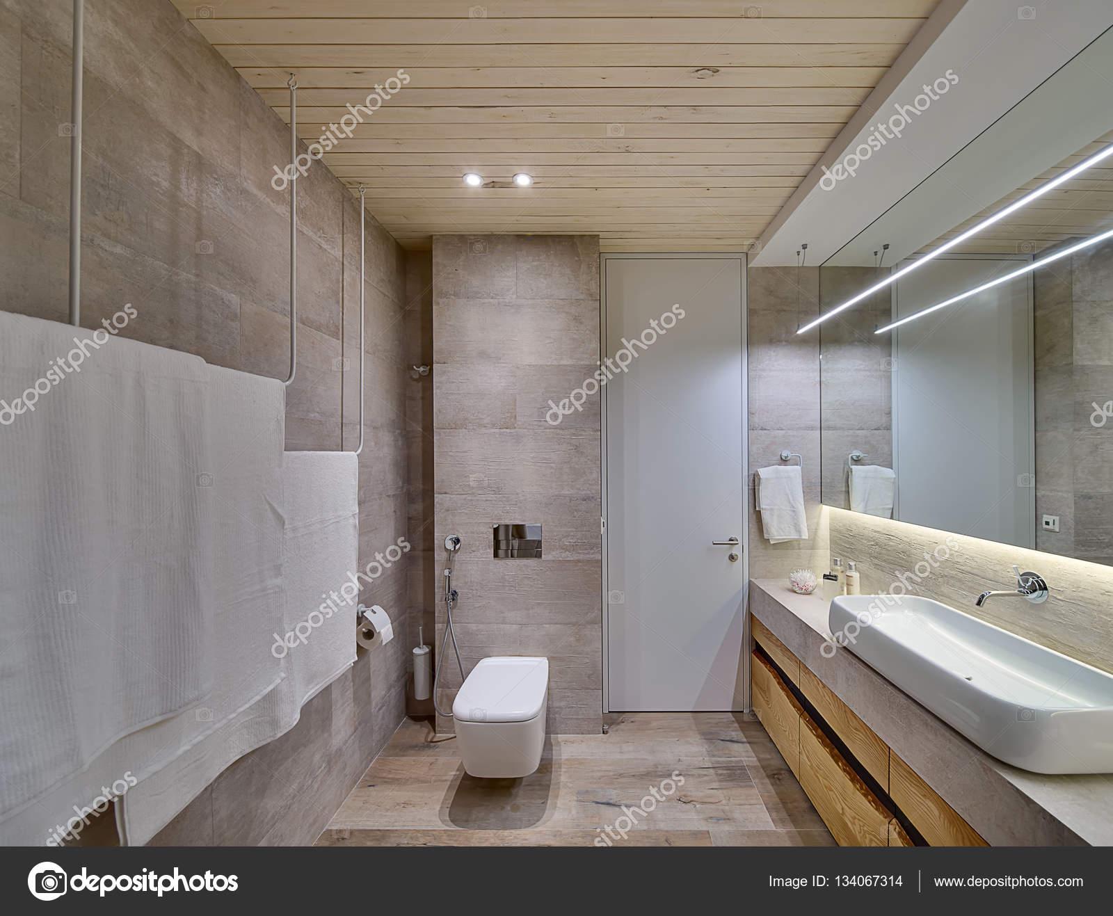 Kastje Badkamer Afbeeldingen : Moderne stijl badkamer u stockfoto bezikus