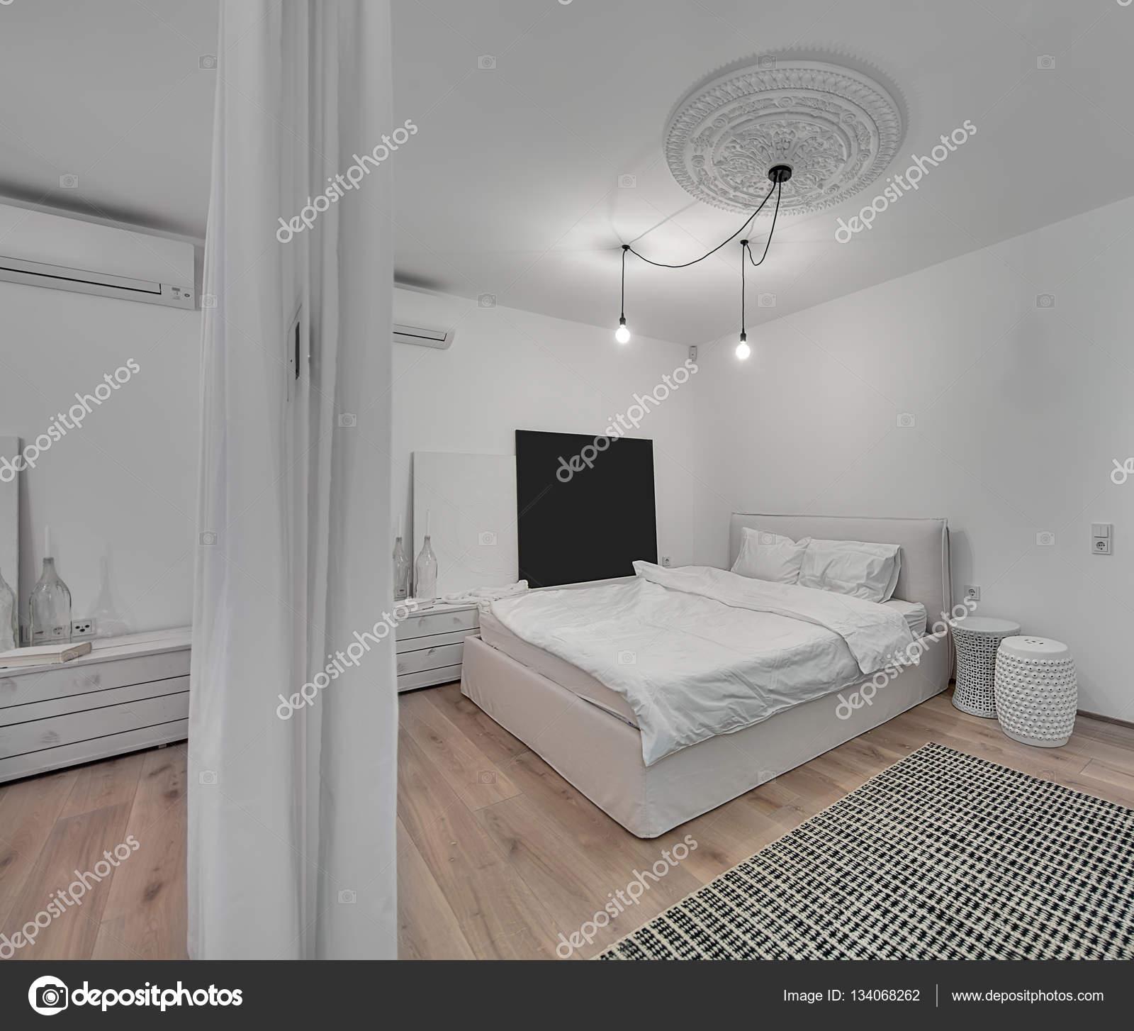 Chambre A Coucher Dans Un Style Moderne Photographie Bezikus