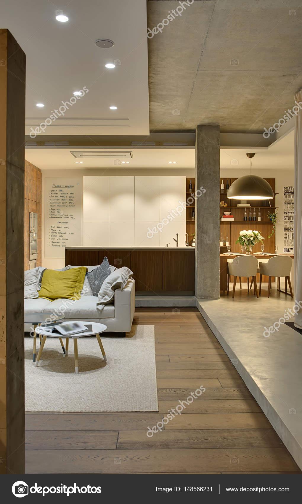 Apartamento Em Estilo Loft Stock Photo Bezikus 148566231