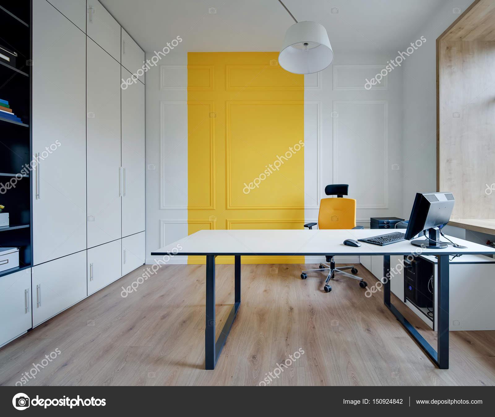 Büro in modernem Stil — Stockfoto © bezikus #150924842