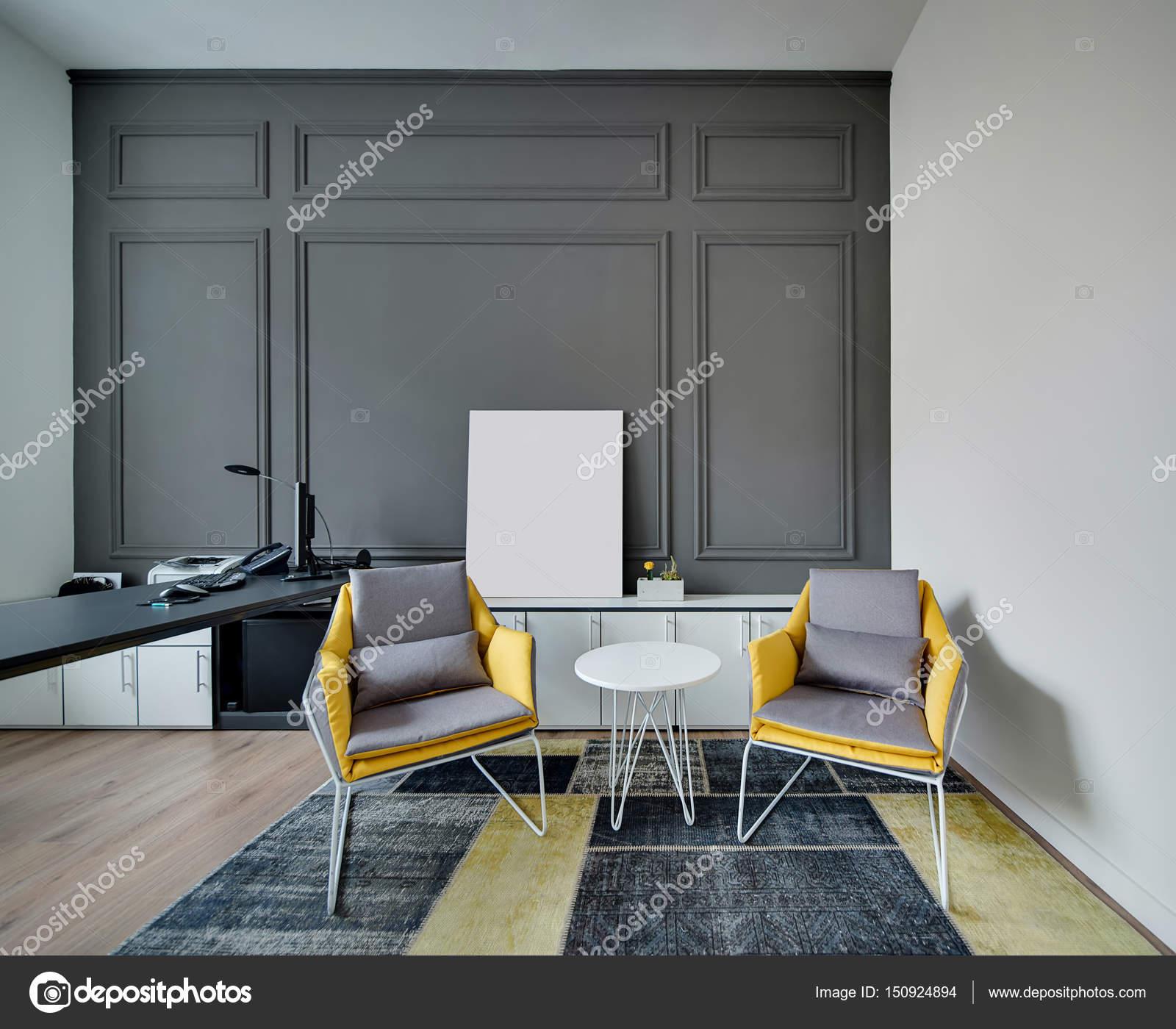 Büro in modernem Stil — Stockfoto © bezikus #150924894